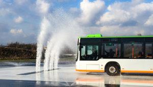 Bus-Sicherheitstraining-Sven Schmedthans Werbefotograf für Industrie und Handwerk